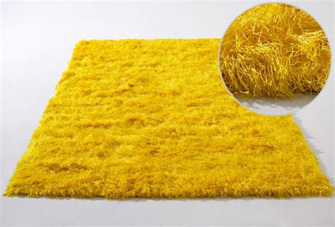 soul lemon shag rug from the shag rugs collection at