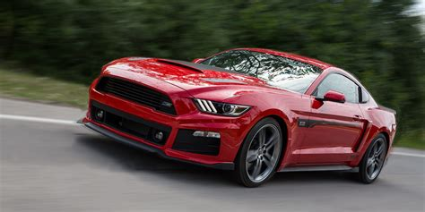 2016 roush mustang autos post