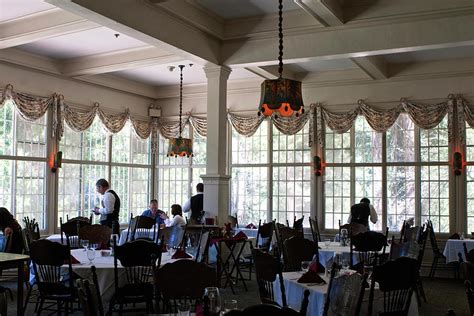 Wawona Dining Room | wawona dining room photograph by lorraine devon wilke