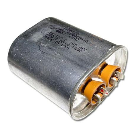 aerovox motor capacitors p64g66046e aerovox capacitor 4uf 660v application motor run 2020000322