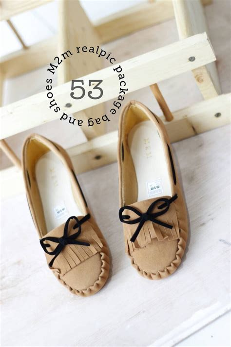 M2m Sepatu Flat Wanita Cantik sepatu m2m bandung flatshoes