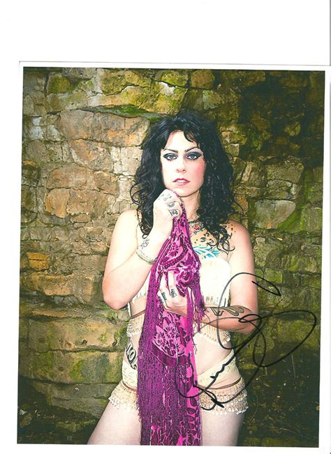 danielle colby cushman american pickers 8x10 authentic
