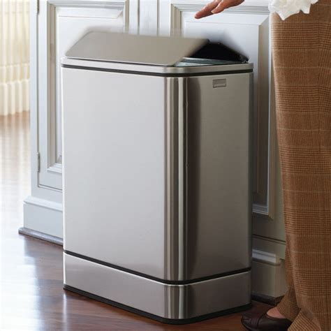 simplehuman trash cans