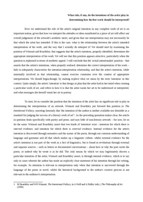 Artist Essay Exle by Essay Defining Oxbridge Notes The United Kingdom