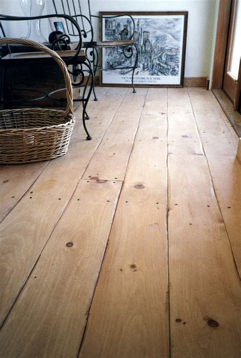 Wide Wood Plank Flooring Wide Plank Eastern White Pine House At The