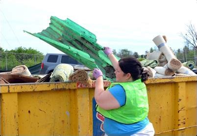 waste management couch pick up lexington sets free trash disposal day for jan 14 mlk