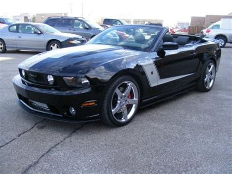 2007 ford mustang roush 427r specs 2010 ford mustang roush 427r supercharged convertible data
