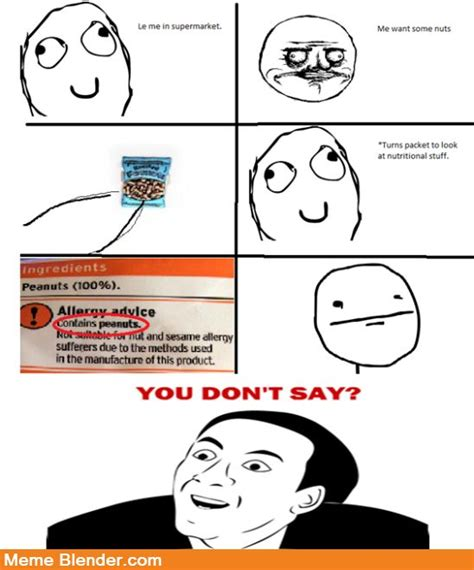 You Don T Say Meme - 488 best rage comics images on pinterest funny stuff