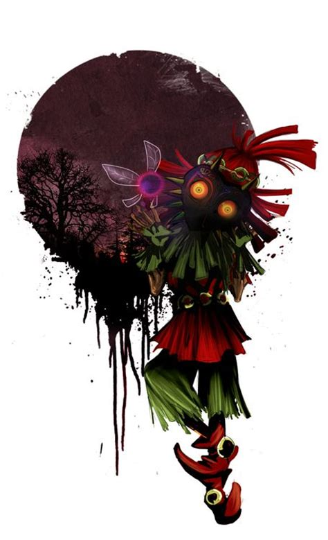 skull kid tattoo 122 best images about mischievous imp skull kid on