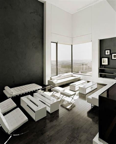 wohnzimmer wand schwarz wandfarbe schwarz 59 beispiele f 252 r gelungene innendesigns