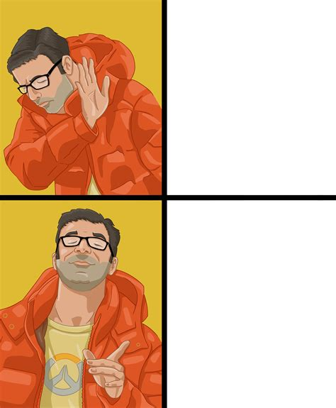 jeff kaplan drake meme template by lukidjano on deviantart
