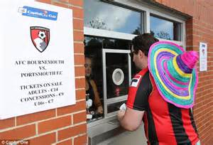 bureau de change bournemouth bournemouth sell match tickets in euros as fans cut