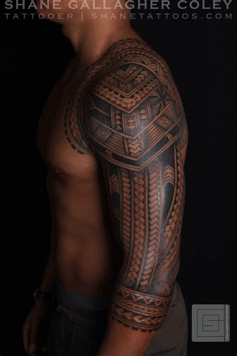 shane tattoos polynesian sleeve chest tatau tattoo 158 best ako y isang pinay images on pinterest ethnic