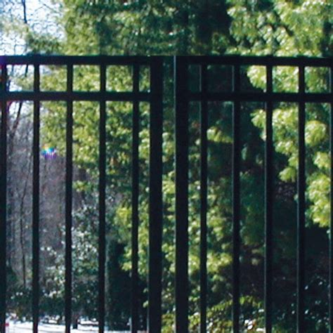 swinging gate ornamental swing gates privacy security iron world fencing