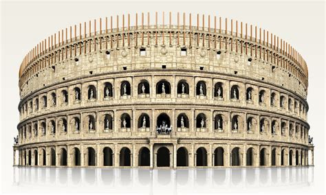 wann wurde das kolosseum erbaut colosseum microzoo