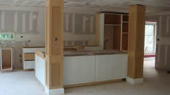 kitchen island amp columns flickr photo sharing column ideas pictures remodel and decor