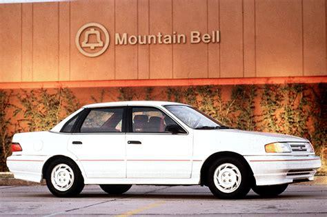 1990 94 ford tempo consumer guide auto 1990 94 ford tempo consumer guide auto