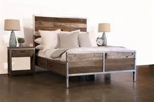 reclaimed ohio barn wood furniture amish originals bedroom