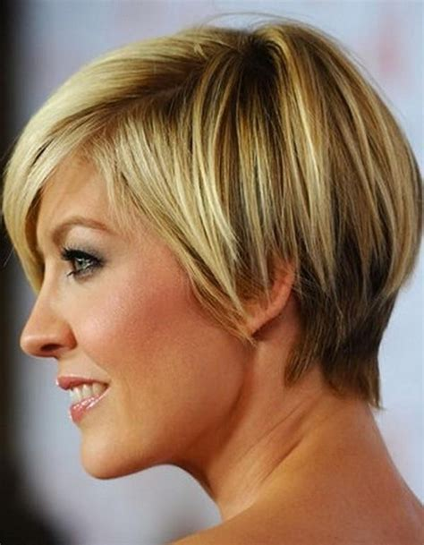 beautiful short haircuts for oval faces new hairstyles haircuts hair color ideas 20 inspirations of short hairstyles for oval faces and thick hair