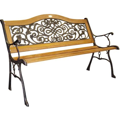 walmart outdoor bench sienna camel back park bench bronze walmart com