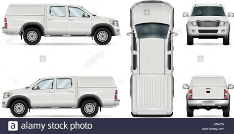vehicle vector templates truck vector template for car branding and