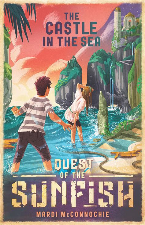 saturdays at sea tuesdays at the castle books the castle in the sea quest of the sunfish 2 mardi