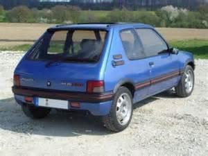 Peugeot Gti 205 Peugeot 205 Gti 1983 1994