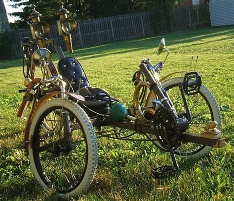 reclining bikes 17 best images about steam punk on pinterest cloaks