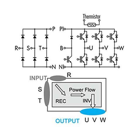 igbt transistor model power semiconductors igbt pim data sheet equivalent circuit fuji electric