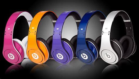 beats colors beats by dr dre infographic the headphones revolution