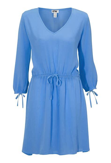Jaket Way Blue Light make way anelia dress bubbleroom