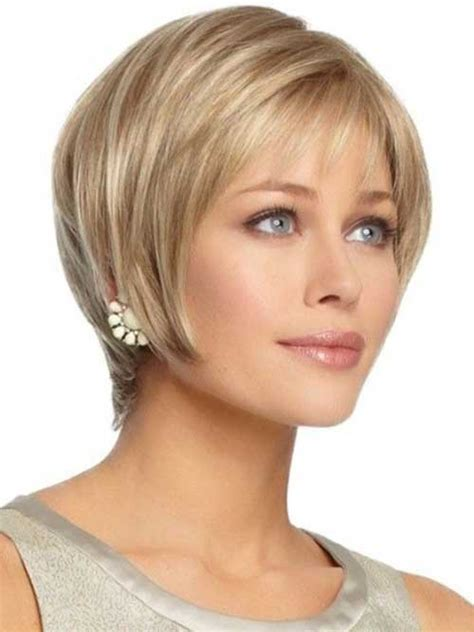 hair cuts for thin hair oval face over 40 20 short haircuts for oval face short hairstyles