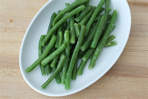 simple steamed green beans recipe