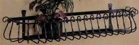 portavasi da ringhiera vasi per ringhiera porta vasi tondi per ringhiera in filo