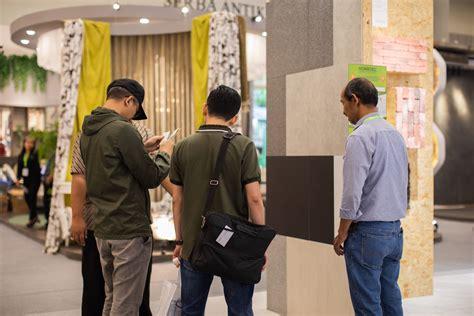 acara home design interior exhibition ice bsd pt