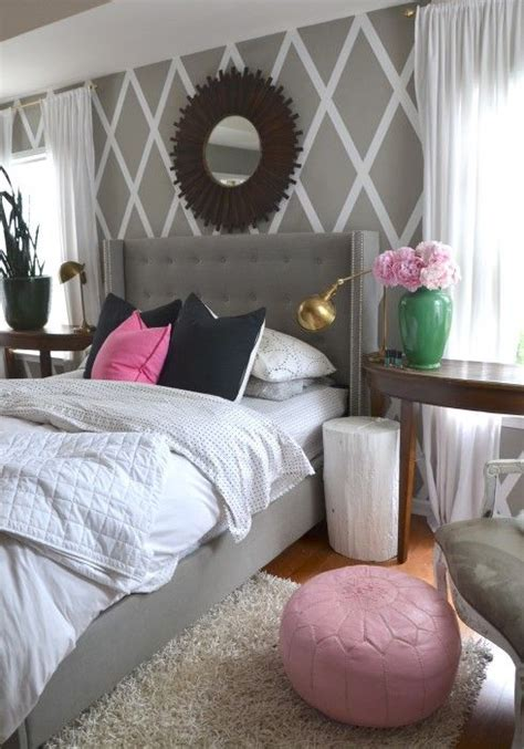 gray white and pink bedroom gray and pink bedroom decor beautiful pink decoration