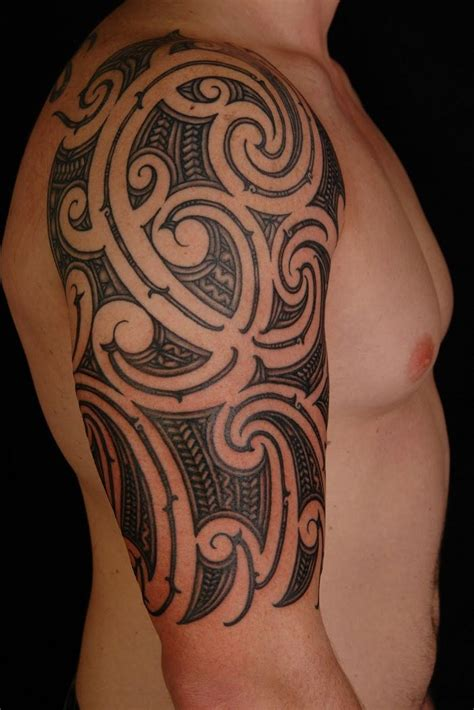 tribal tattoo 3d 1000 ideas about sleeve tattoos on sleeve