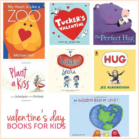 valentines day picture books s day books for