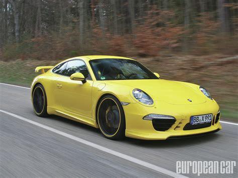 Porsche 911 Cover by Techart Gemballa And Speedart 991 Solutions European
