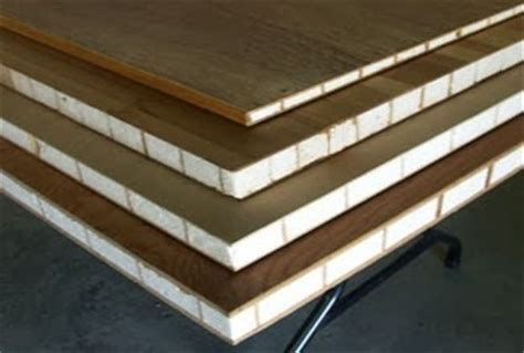 honeycomb boat flooring lightweight structural marine honeycomb sandwich plywood