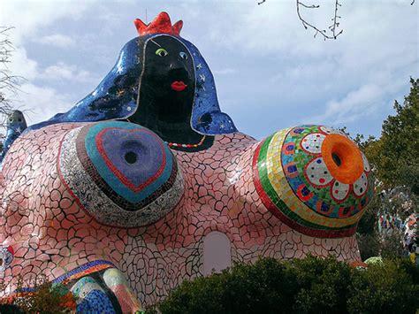 giardino dei tarocchi prezzo niki de phalle pat design
