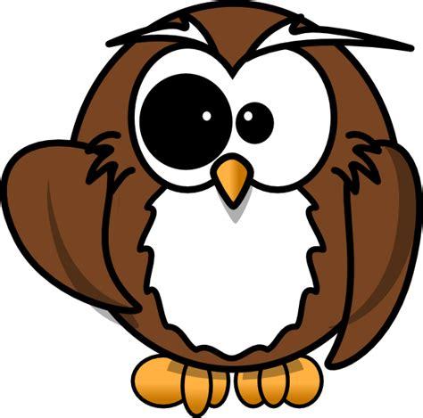 wallpaper kartun burung hantu geek owl clip art at clker com vector clip art online
