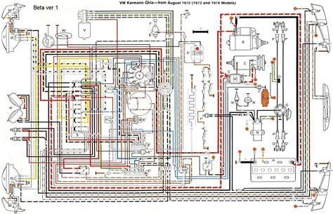 1980 vanagon wire diagrams