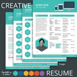 free creative resume templates creative resume template for pages mactemplates