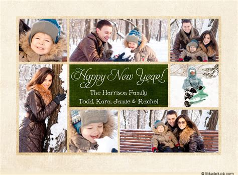 new year collage ideas multi photo new year collage card family 2018 happy