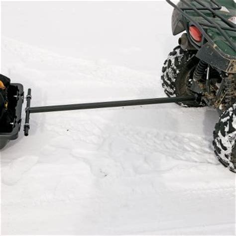 Galerry snowmobile tow sled