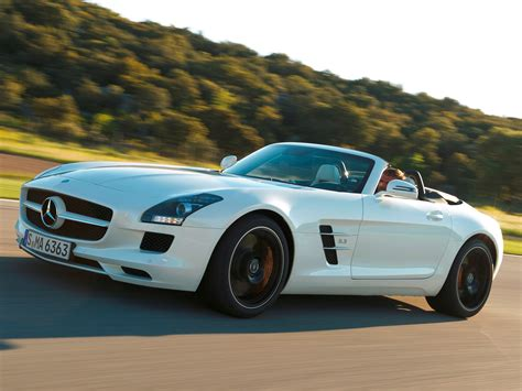 SLS AMG Roadster / C197 / SLS AMG / Mercedes Benz / Database / Carlook