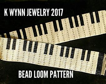 pattern piano and keyboard review bead pattern for hummingbird pendant with 2 drop peyote stitch