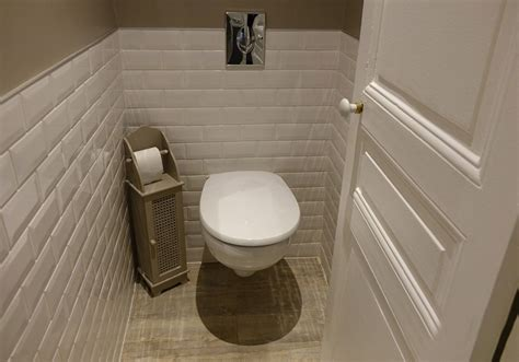 Carrelage Pour Wc. Interesting Carrelage Mural Wc Design Charmant ...