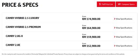 toyota global city price list 2016 honda city malaysia bing images